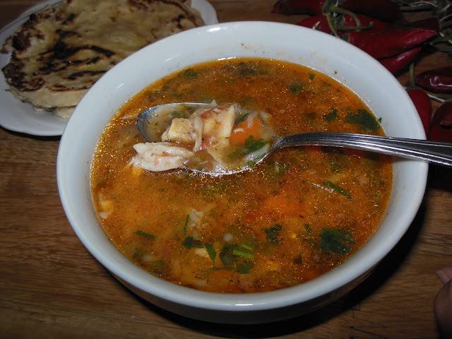 Вкусна пилешка супа рецепта