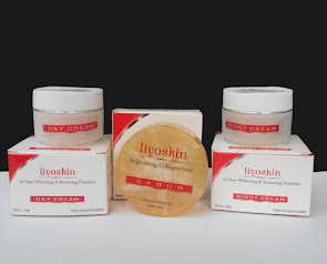 LIYOSKIN WHITHENING CREAM