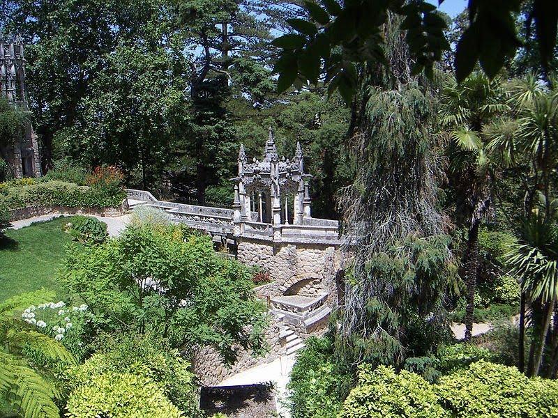 Paisagem cultural de sintra estrategiaeexcelencia for Jardines quinta da regaleira