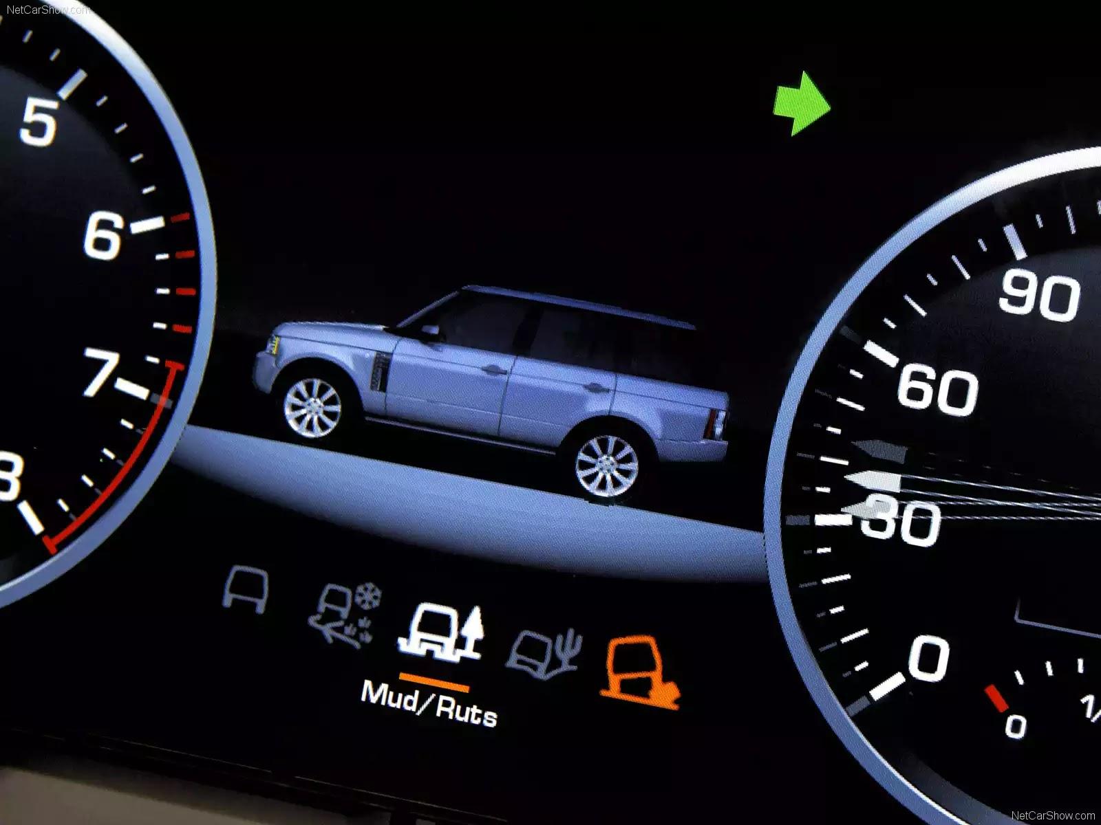 Hình ảnh xe ô tô Land Rover Range Rover 2010 & nội ngoại thất