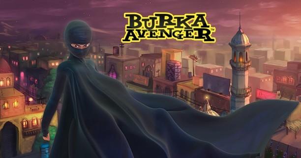 Burka Avenger, superhero wanita baru yang menutup aurat