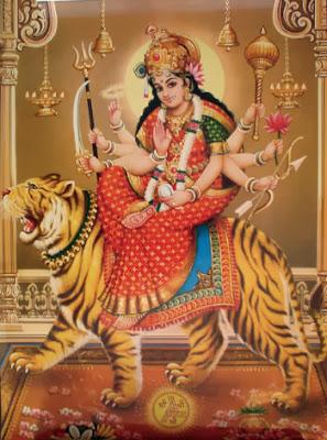 Durga Chalisa Bhajan Prayer