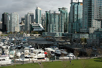 Image of Vancouver waterfront