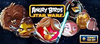 لعبة الطيور الغاضبة للاندرويد والايفون download angry birds star wars