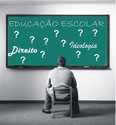 EDUCAÇÃO ESCOLAR