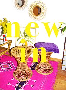 SHOP: NEW IN INTERIOR