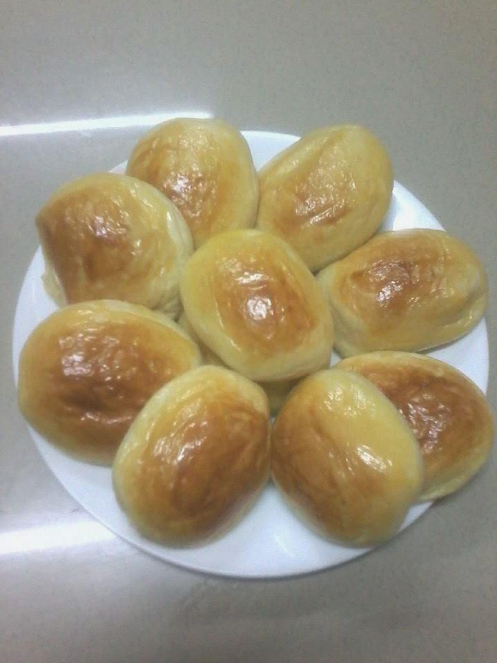 Resep Roti Burger Mini BOgasari Sederhana Panggang