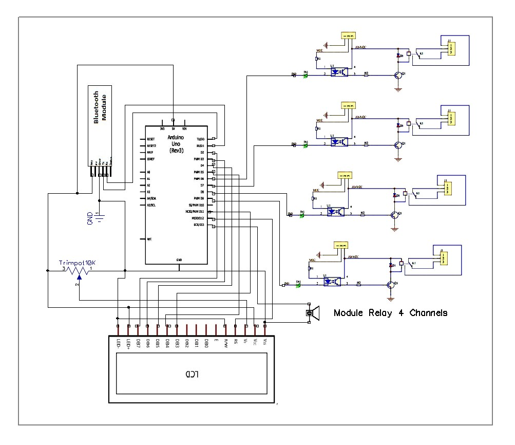 Fine Skematik Diagram Gallery - The Best Electrical Circuit Diagram ...