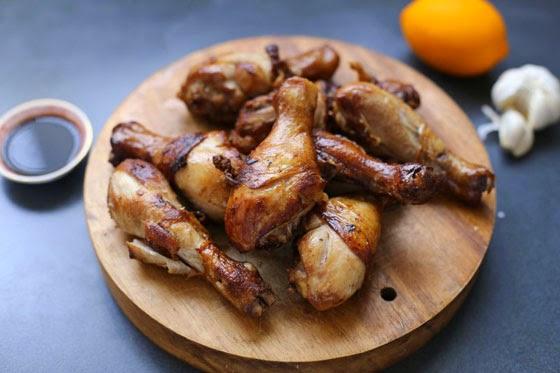 Soy Garlic Chicken Recipe
