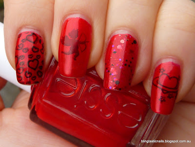 Essie Jag-u-are with stamping