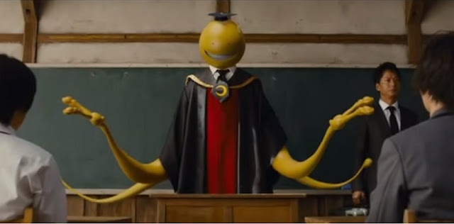 UT koro sensei assassination classroom live action still