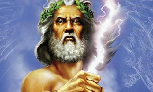 mito romano de zeus