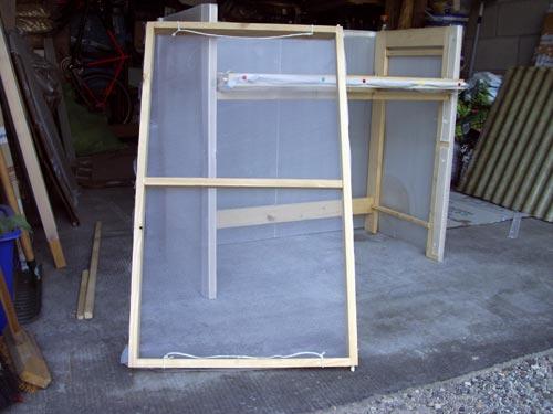Orticino essiccatoio per erbe o frutta autocostruito for Ikea zanzariere