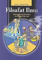toko buku rahma: buku FILSAFAT ILMU, pengarang ahmad tafsir, penerbit rosda