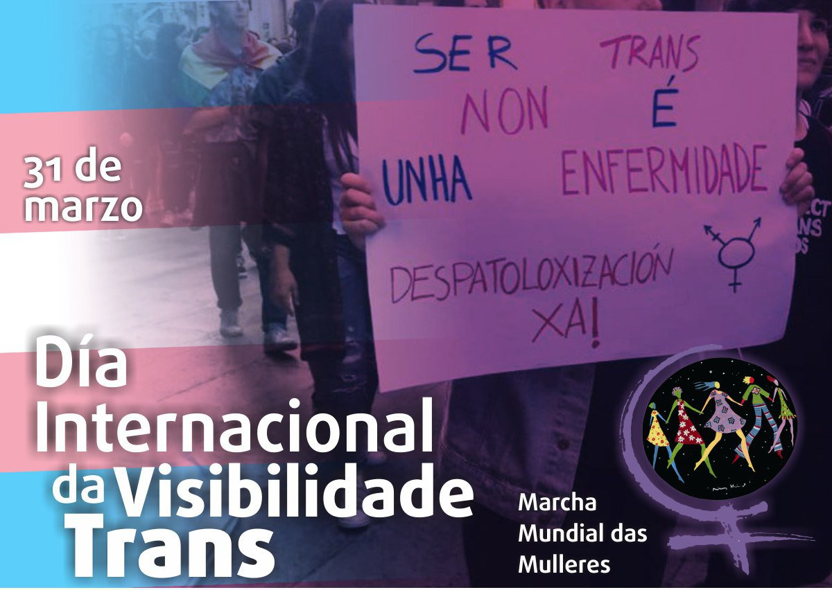 visibilidade transxénero