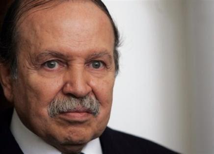 Abdelaziz Bouteflika, presidente de Argelia desde el 27 de abril de 1999