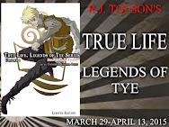 R.J. Tolson's TRUE LIFE Blitz & Mega Giveaway