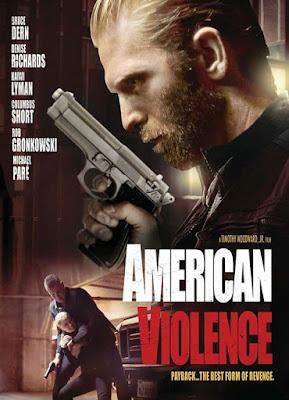 Filme Poster American Violence