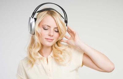 Pemutar Musik Tenaga Detak Jantung