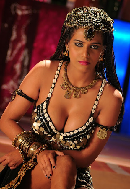 sizzling poonam pandey in movie