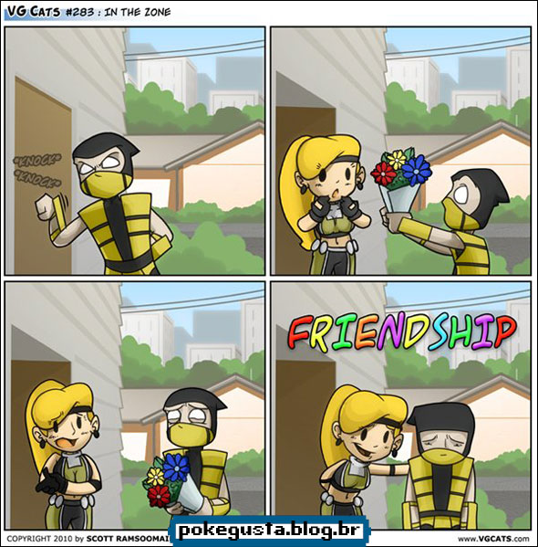 mortal kombat comic