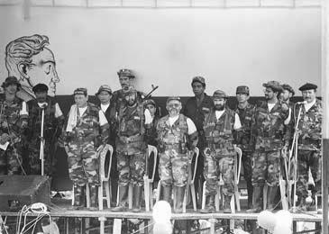 Terrorismo de las FARC