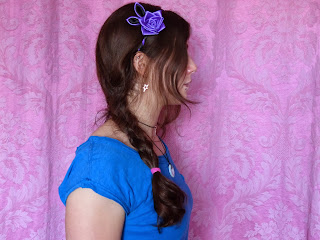 Idees coiffer cheveux