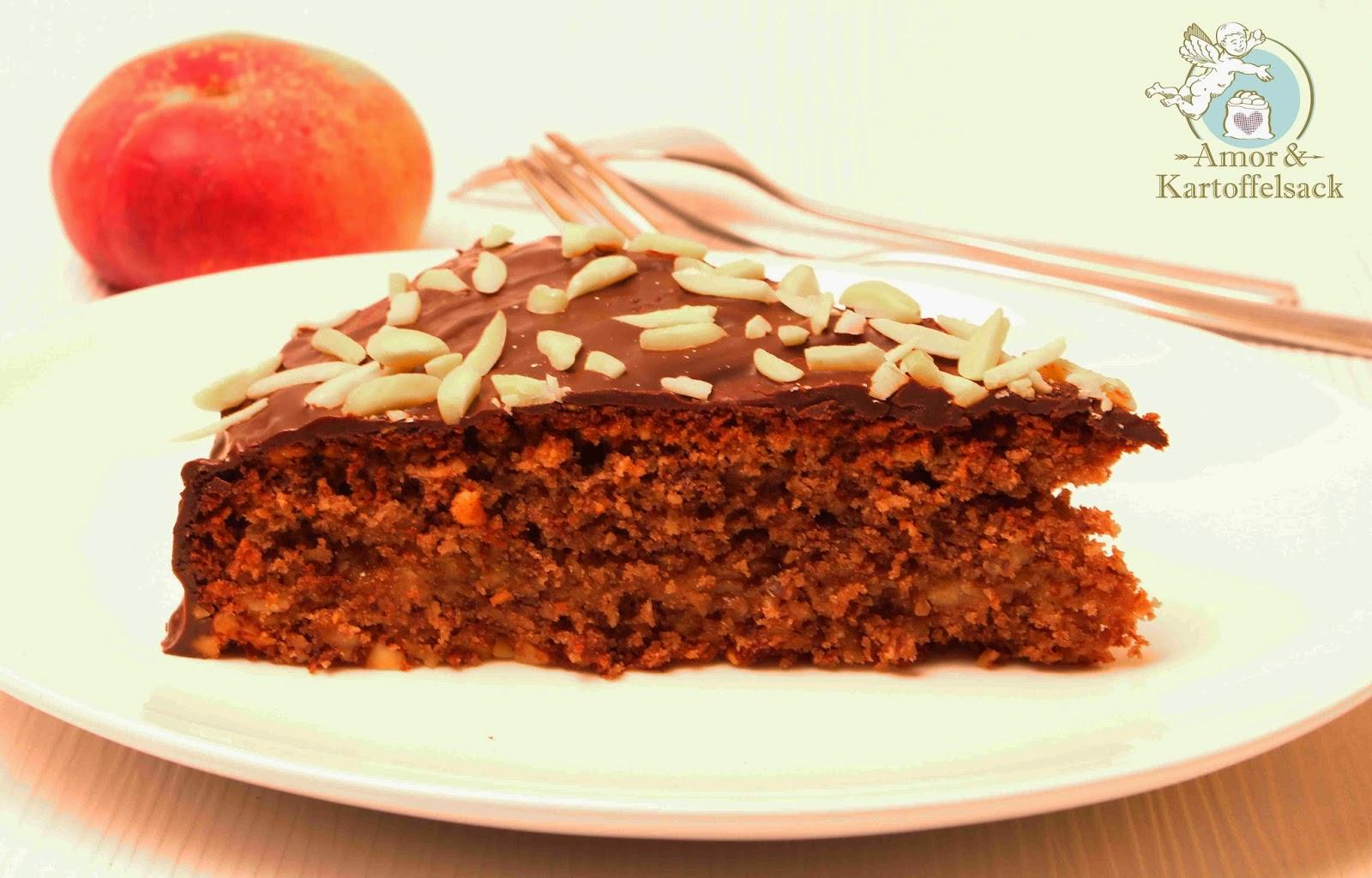 Kuchen aus Buchweizenmehl, glutenfrei