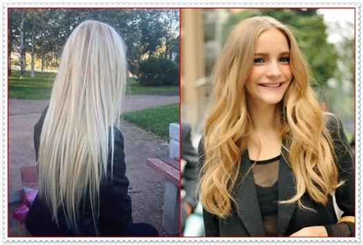 Sarışınlar İçin 20 Yeni Saç Modeli