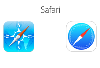 Best Safari browser icon freebies for designers