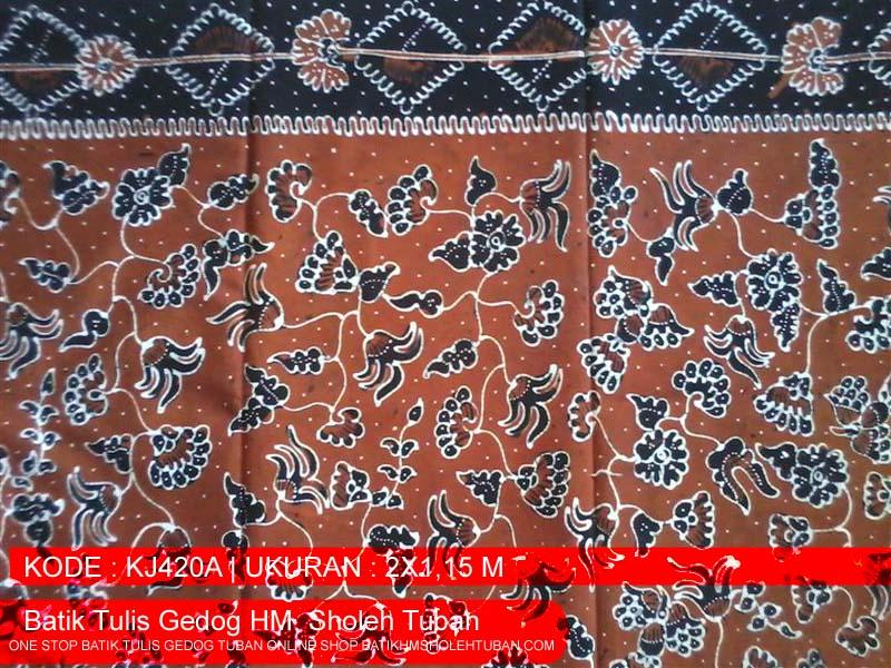 Motif Batik Tuban : Batik Tulis Gedog II - Blog Batik Gedog HM. Sholeh ...