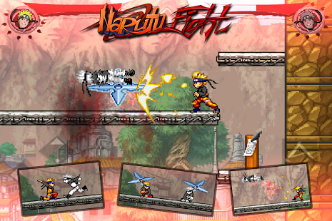 download game naruto fight shadow Blade X