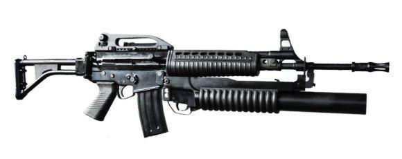 SPG1-V2 KAL.40MM