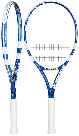 Babolat pure drive lite test and review - Babolat pure drive lite tennis racquet ...
