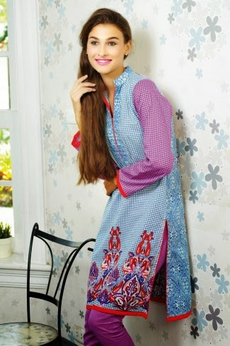 Alkaram summer lawn collection Vol-1