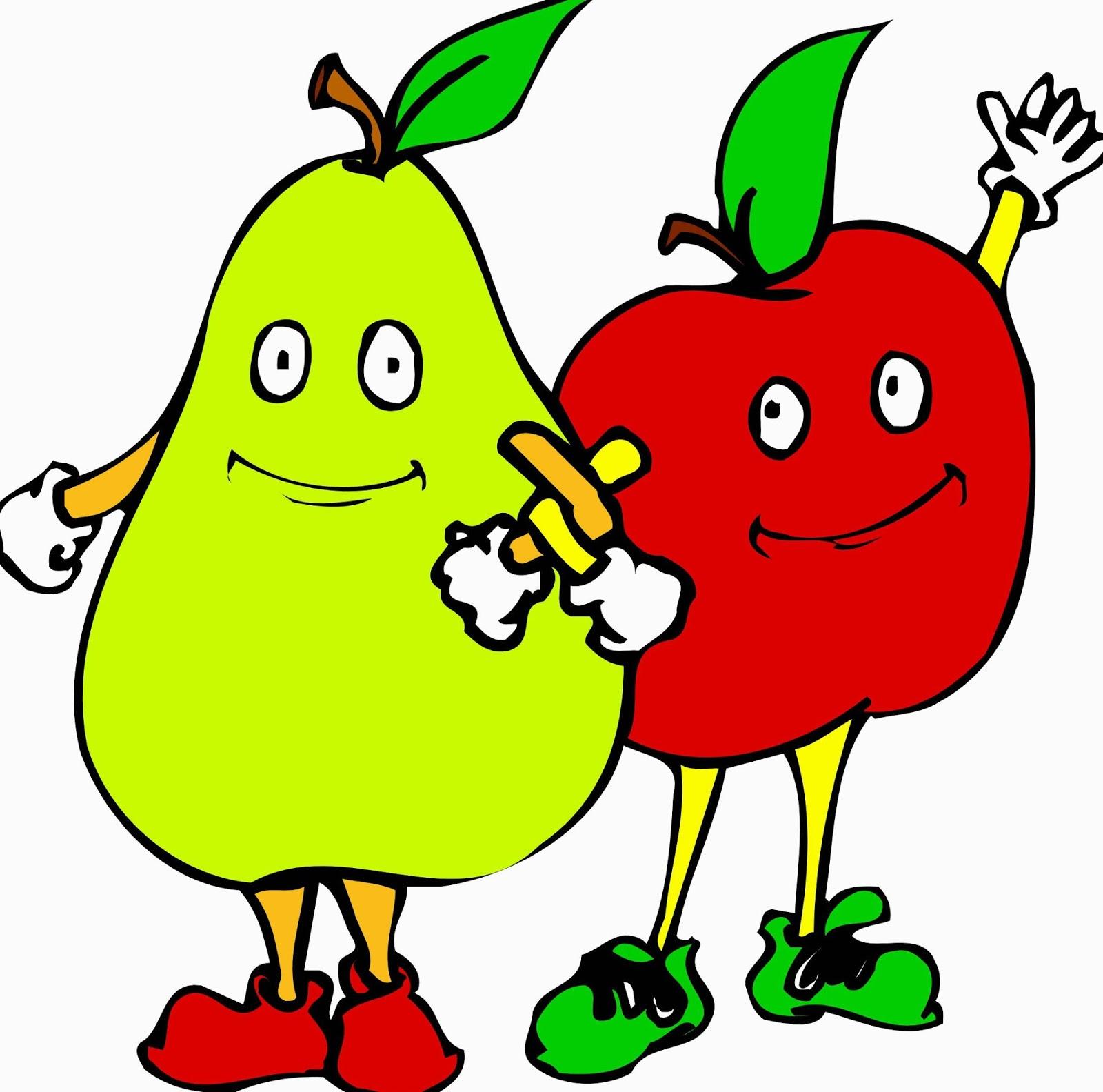 Image Result For Gambar Mewarnai Buah Dan Sayur