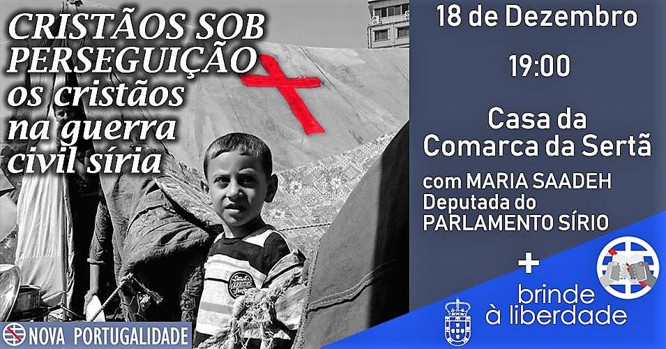18 de dezembro, 19h: Lisboa