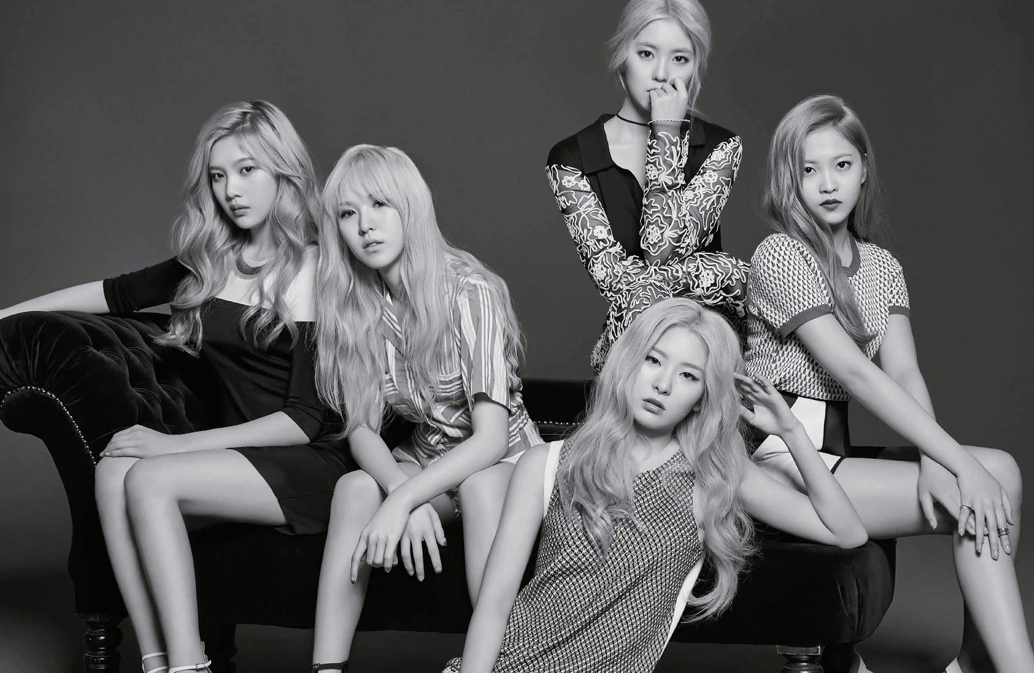 Red Velvet Harper's Bazaar May 2015