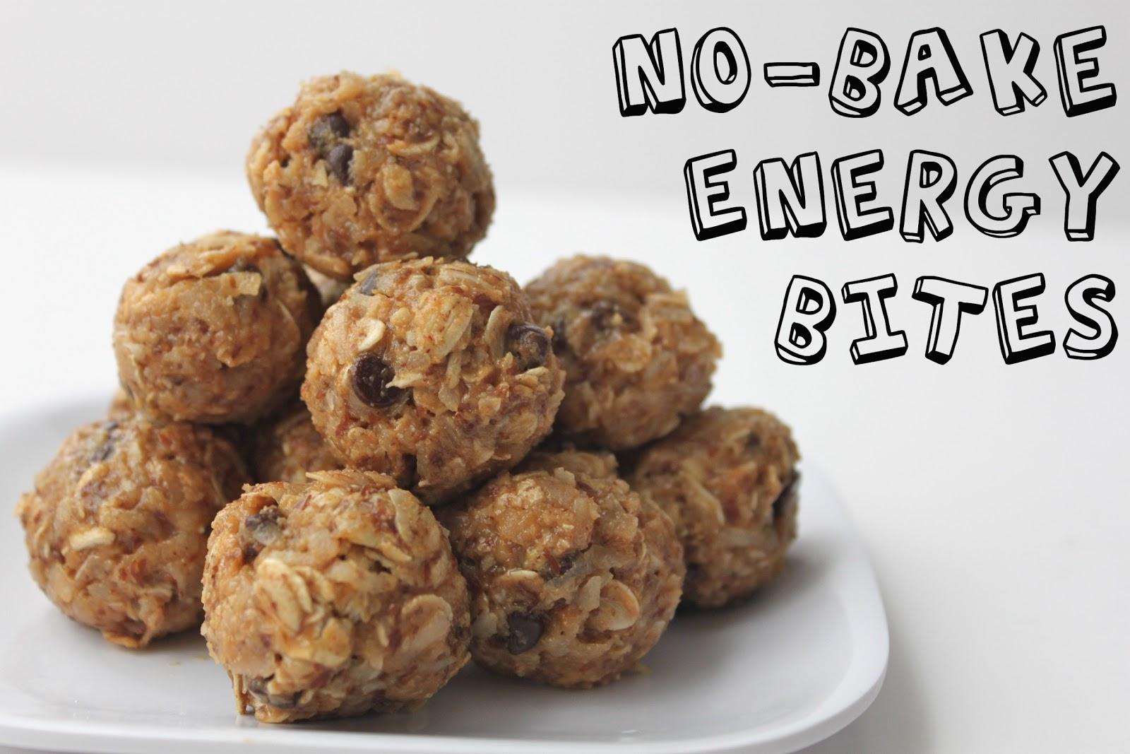 recipe: no bake energy bites recipe