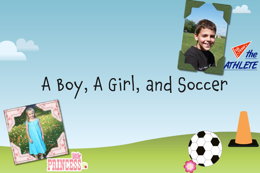 A Boy, A Girl, and Soccer