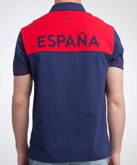 polo España Eurocopa 2012