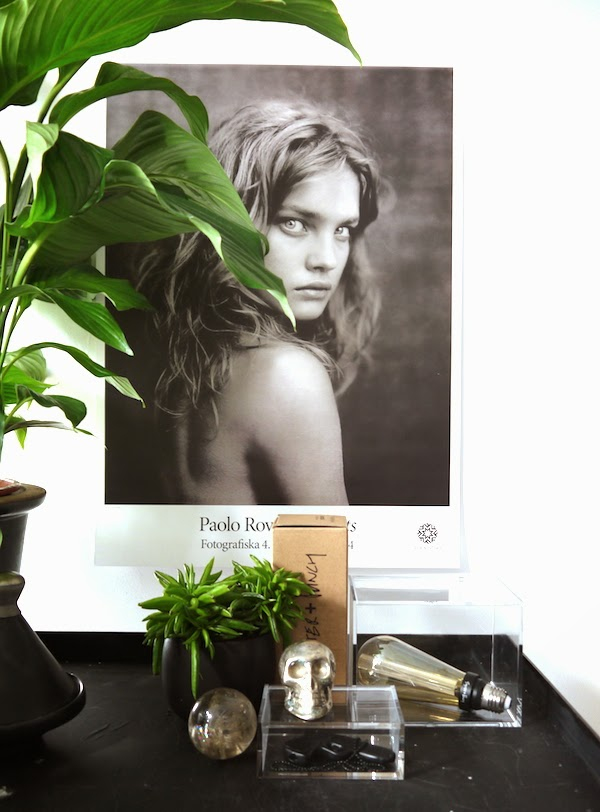 vosgesparis: Inspiration with greens at home & Win a Peace Lily
