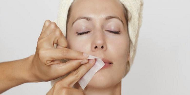 tips dan cara ampuh alami hilangkan kumis perempuan