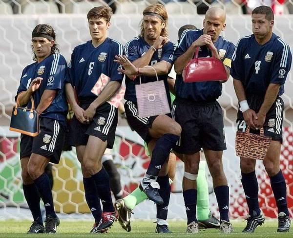 Funny Argentina Soccer