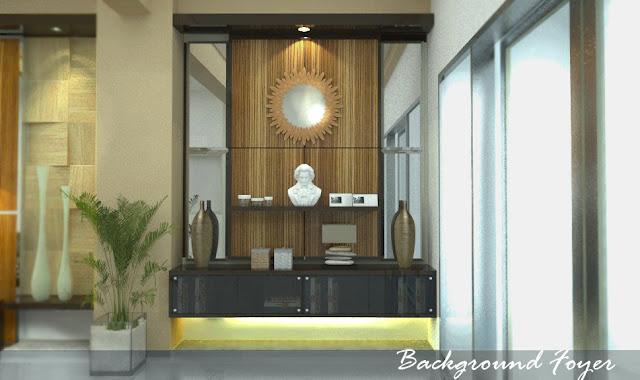 Design Meja Foyer : Furniture magnetic surabaya contoh desain background foyer