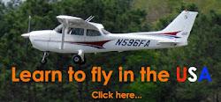 Aprende a volar en Estados Unidos