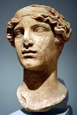 """""""Head of Nike"""", Carlos Museum"""