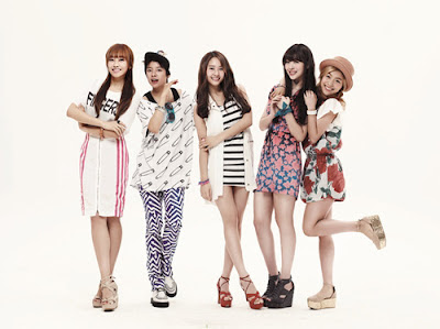 20 Lagu Korea Tepopuler Agustus 2012