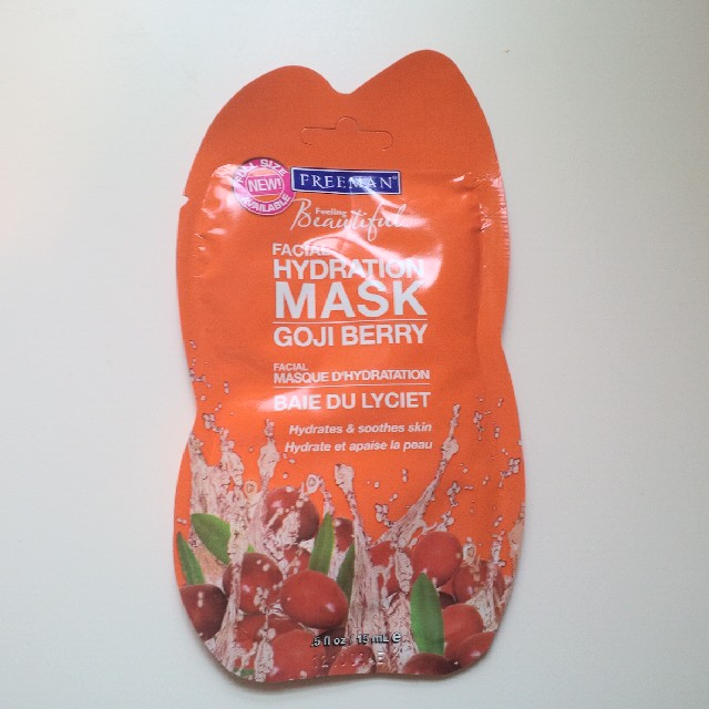 Freeman Goji Berry Hydration Mask