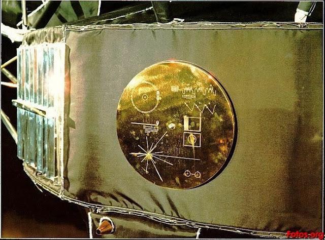 ¿Antiguo mapa estelar hallado en Indonesia? Voyager-disc-fotos-espacio-NASA